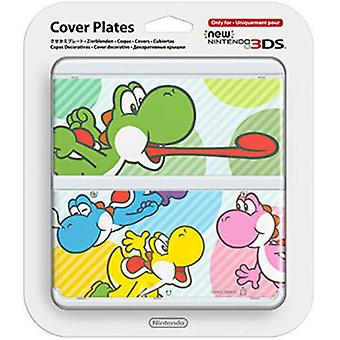 Nintendo New cover-Yoshi Multicolor 3Ds 3Ds