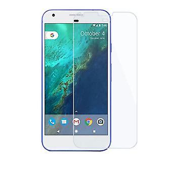 2 x Hærdet glas skærm protektor beskyttelse For Google Pixel 5.0