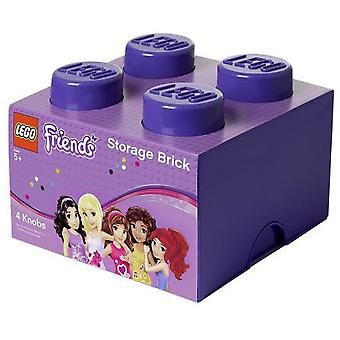 Lego Storage Brick 4 Laces (Home , Babies and Children , Toys , Toys Storage)