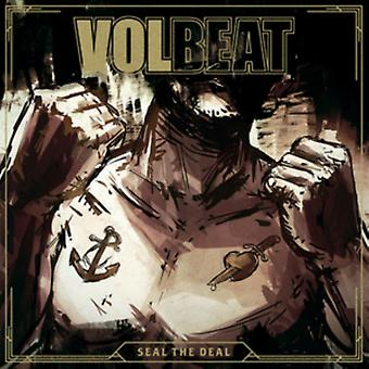 Seal The Deal & Let's Boogie [VINYL] by Volbeat