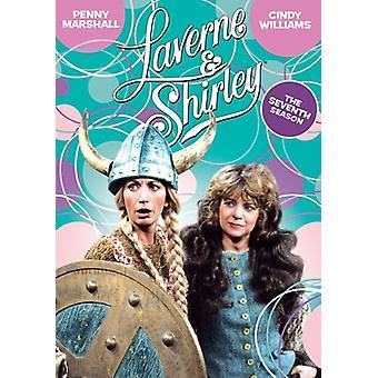 Laverne & Shirley - Laverne & Shirley: Import USA sezon 7 [DVD]