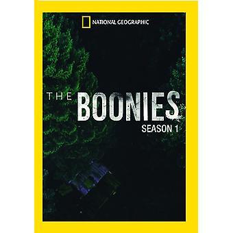 Boonies: Season 1 [DVD] USA import