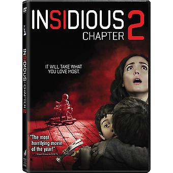 Insidious: Chapter 2 (+Ultraviolet Digital Copy) [DVD] USA import