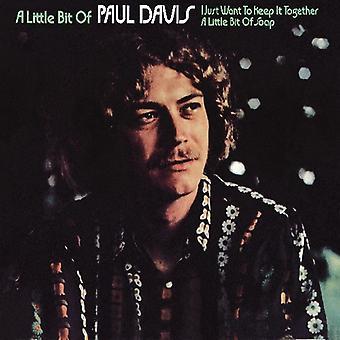 Paul Davis - Little Bit Fo Paul Davis [CD] USA import