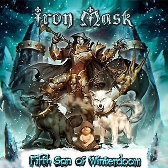 Iron Mask - Fifth Son of Winterdoom [CD] USA import
