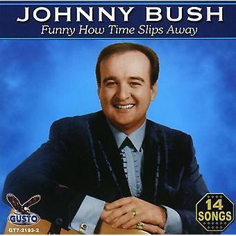 Johnny Bush - Funny How [CD] USA import