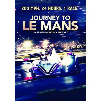 Journey to Le Mans [DVD] USA import
