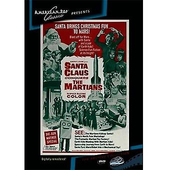 Santa Claus Conquers the Martians [DVD] USA import