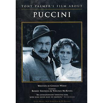 G. Puccini - Puccini-Tony Palmer's Film [DVD] USA import