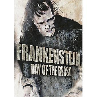 Frankenstein: Dag af dyret [DVD] USA importen