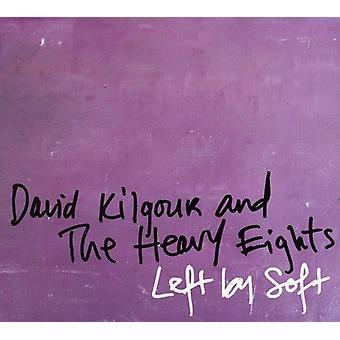 David Kilgour y el pesado ochos - importación de izquierda por suave USA [CD]