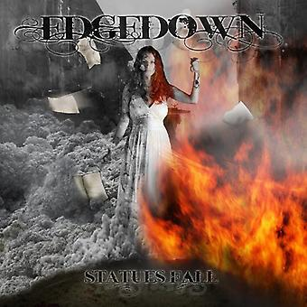 Edgedown - Statues Fall [CD] USA import