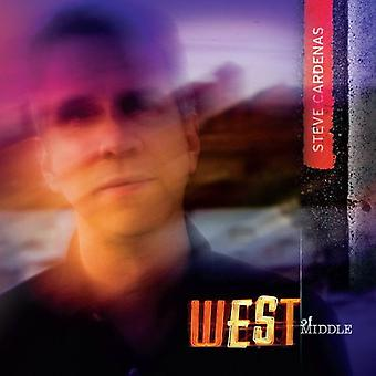 Steve Cardenas - vest for midten [CD] USA import