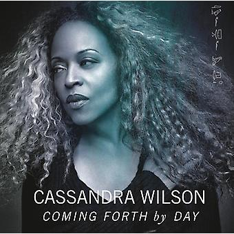 Cassandra Wilson - Coming Forth by Day [CD] USA import