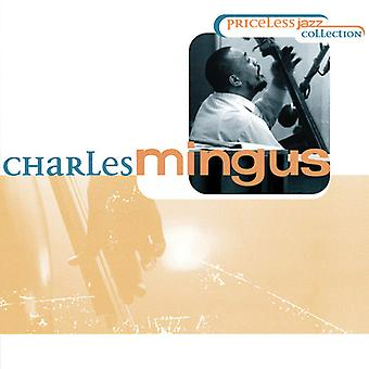Charles Mingus - uvurderlige Jazz [CD] USA import