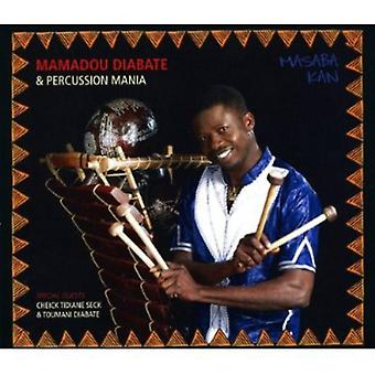 Mamadou Diabate - Masaba Kan [CD] USA import