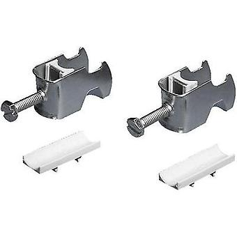 Cable clip Steel plate Rittal DK 7078.000 25 pc(s)