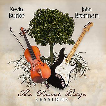 Burke, Kevin / Brennan, John - pund Ridge sessioner [CD] USA import