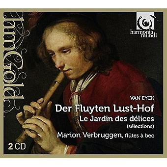 Van Eyck / Verbruggen, Marion - Der Fluyten Lusthof [CD] USA import