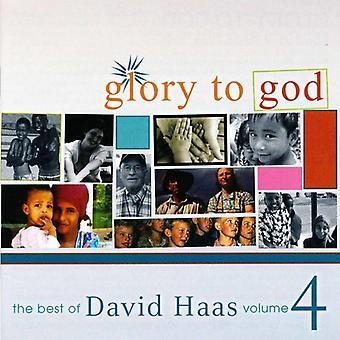 David Haas - bedste af David Haas 4 [CD] USA import