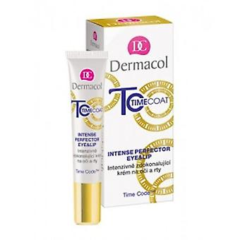Dermacol  Time Coat Intense Perfector Eye&Lip Cream