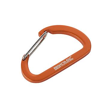 Carabiner - Small Carabiner Clip - Available in Oxford Blue/Amber Glow - Regatta