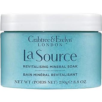 Crabtree & Evelyn Lasource revitalisant minérale trempage