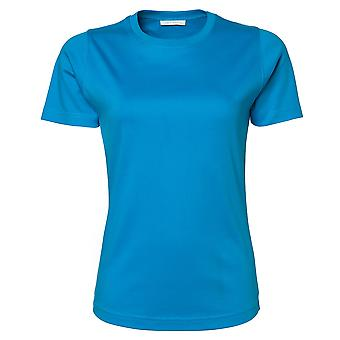 Tee Jays Womens/Ladies Interlock Short Sleeve T-Shirt