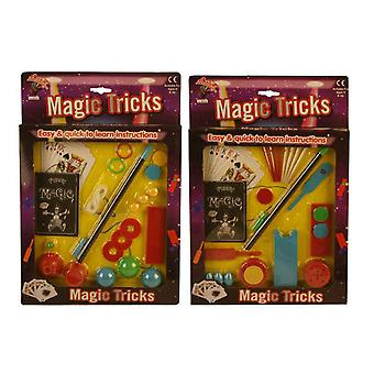 A to Z Assorted Magic Tricks