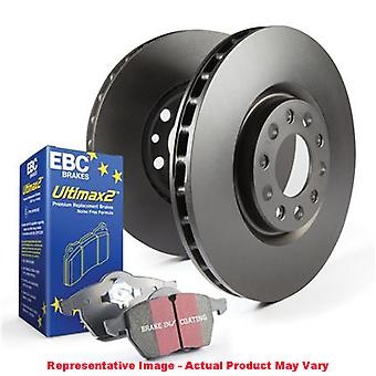 EBC Brake Kit - S1 Ultimax2 and RK rotors S1KF1785 Fits:CHRYSLER  2005 - 2015 3