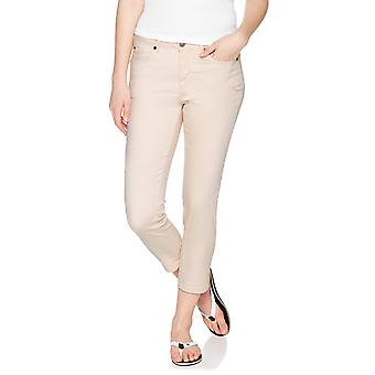 H.I.S stretch Womens jeans Marylin 7/8 beige