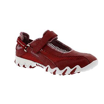Mephisto Niro - Rosso/Cool Grey (Red) Womens Shoes