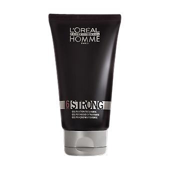 L'Or�al Professionnel Homme Strong Hold Gel 150ml