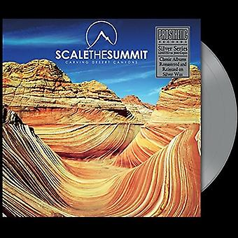 Scale the Summit - Carving Desert Canyons - Silver Series [Vinyl] USA import