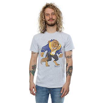Disney Men's Classic Beast T-Shirt