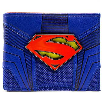 DC Comics Superman Emblem ID & Card Bi-Fold Wallet