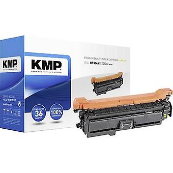 KMP Toner cartridge replaced HP 504A, CE252A Compatible Yellow