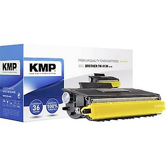 KMP Toner cartridge replaced Brother TN-3130 Compatible Black