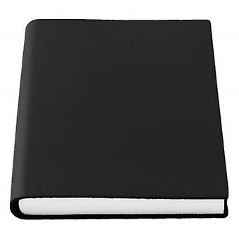 Coles Pen Company Sorrento Large Plain Journal - Black