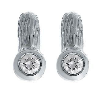 Orphelia sølv 925 ørering Zirc ZO-6025