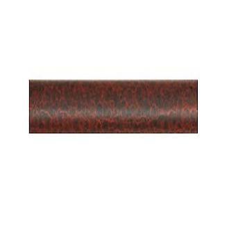 Fanimation tak fläkt förlängning rod färg rost i olika storlekar