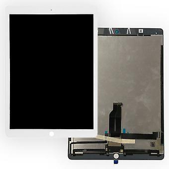Affichez unité écran LCD tactile pour Apple iPad Pro 12,9 pouces assemblé blanc / all nappe