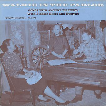 Bob & Evelyn Beers - Walkie in de salon [CD] USA import