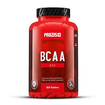 PROZIS - BCAA 2:1:1 200 tabs - Exercise recovery