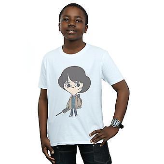 Pepe Rodriguez jungen Mike Wheeler T-Shirt