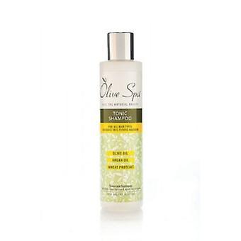 Hair toning shampoo, strengthening and moisturizes 200ml.