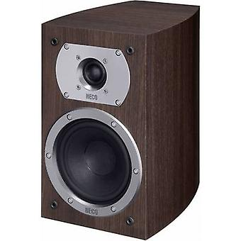 HECO Victa Prime 202 Bookshelf speaker Espresso 110 W 35 Hz - 40000 Hz 1 pair