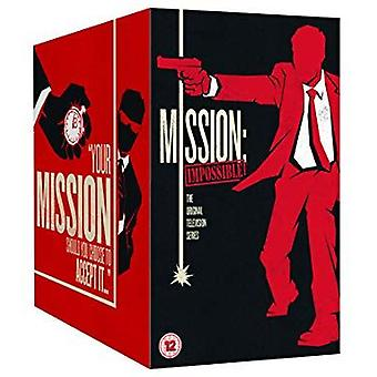 Mission Impossible - Series 1-7 Complete DVD Box Set
