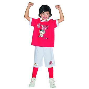 1. FSV Mainz 05 Moguntiacum ventilador traje joven Jersey niños fútbol Carnaval de mercancías