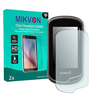Garmin Oregon 600t Screen Protector - Mikvon Clear (Retail Package with accessories)